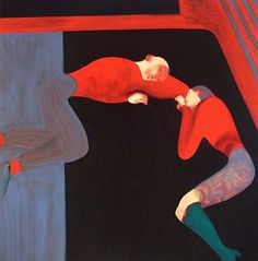 Valentines Illustration, Illustration Art, Lorenzo Mattotti, Trippy Painting, Bizarre Art, Drawing Projects, Watercolor Sketch, Dope Art, Italian Art