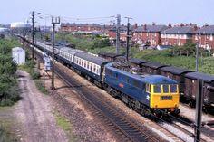 Railway Herald :: Imaging Centre :: 86209 at Westwood Electric Locomotive, Diesel Locomotive, Model Railroader, Train Room, Standard Gauge, Electric Train, British Rail, Model Trains, Around The Worlds