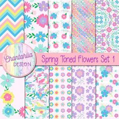 You searched for spring toned - Chantahlia Design Free spring toned flowers digital papers to match the spring tone flowers elements, other papers an Scrapbook Paper Flowers, Scrapbook Background, Printable Scrapbook Paper, Digital Scrapbooking Freebies, Digital Scrapbook Paper, Digital Papers, Digital Paper Free, Party Goods, Card Making
