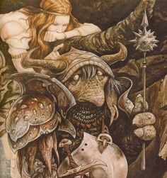 I Love Illustrators — BRIAN FROUD 1947- Country of Origin:...                                                                                                                                                     More