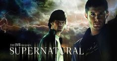 "Possibly my favorite TV show ever. Of course, it's on the CW now, but still, an amazing show about two brothers fighting evil. (""Supernatural"" on the CW) Sam Winchester, Winchester Brothers, Jared Padalecki, Jensen Ackles, Movies Showing, Movies And Tv Shows, Vampire Diaries, Supernatural Season 7, Supernatural Episodes"