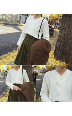 Modern fashion hanbok by Gowara