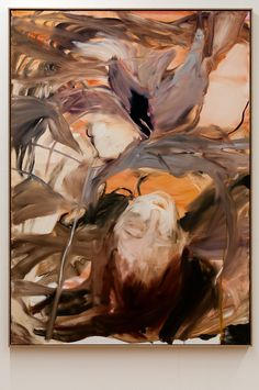 Cecily Brown | The Redhead | 2009 | Influence from abstract expressionism on contemporary figurative painting