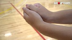 How to Dig in Volleyball Volleyball Workouts, Volleyball Drills