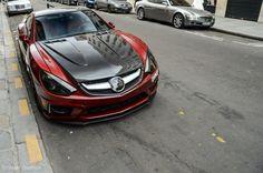 Customized Mercedes