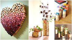 30 Insanely Creative DIY Cork Recycling Projects You Should Try