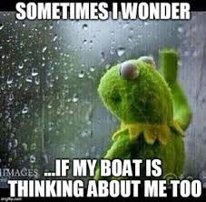 It's a true love... #yourboatingbuddy #boatlove