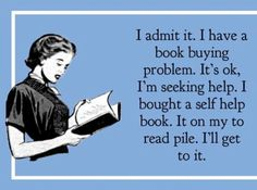 Celebrate the end of the work week with a little book humor. I Love Books, Good Books, Books To Read, My Books, Book Memes, Book Quotes, Life Quotes, Book Of Life, The Book