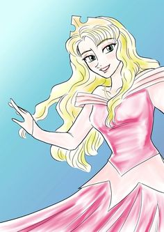 Princess Aurora, Disney Princess, Disney Characters, Fictional Characters, Aurora Sleeping Beauty, Collections, Art, Art Background, Kunst