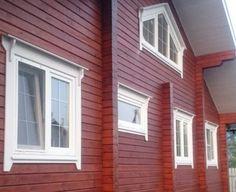 Windows, Outdoor Decor, Barn Siding, House, Cottage, Home, Window Trim, Doors, Cottage Windows