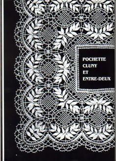 Archivo de álbumes Crochet Embellishments, Sewing Lace, Bobbin Lace Patterns, Lacemaking, Crochet Books, Needle Lace, Album, Book Making, String Art
