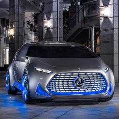 Mercedes-Benz unveils autonomous concept car designed for urban hipsters