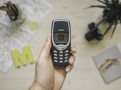 Behance Splash Screen for Nokia 3310 / Al Rayhan