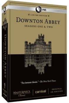 Downton Abbey: Seasons 1 & 2 Set in Holiday 2012 from BBC America Shop on shop.CatalogSpree.com, my personal digital mall.