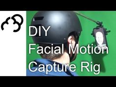 DIY Facial Motion Capture Rig - How to - YouTube