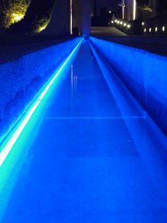 Resultat d'imatges de pool lighting led