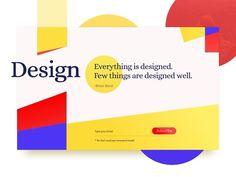 Header Design V2
