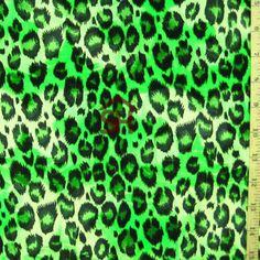 Looking for a different color? This is a Leopard Print Velvet , 2 Way Stretch, Black/Neon Green Leopard Print Fabric, Cheetah Print, Black Neon, Neon Green, Tiger Skin, Animal Print Wallpaper, Green Animals, Green Wallpaper, Pattern Wallpaper
