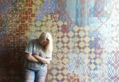 Master of the Mix: The Original Stencil Style of Celeste Korthase - Paint + Pattern