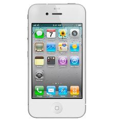 Apple iPhone 4 White 16GB (AT) by Apple, http://www.amazon.com/gp/product/B0050BP0PY/ref=as_li_ss_tl?ie=UTF8=pinterestcom1-20=as2=1789=390957=B0050BP0PY