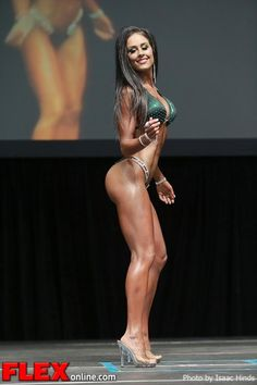Ashley Kaltwasser - Bikini - 2013 Toronto Pro | FLEX Online