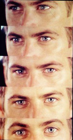 Paul Walker beautiful eyes