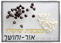 Chocolate coins DIY Black and white chocolate coins decorations Hanukkah recipe