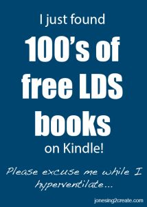Free LDS Books for Kindle