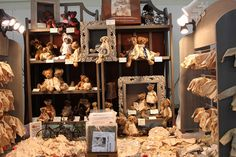 Copyright toys Tatiana Samotoshinoy - TEDDYBAR TOTAL. Munster 14-15 April 2012 / Part 6