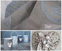 """Tessuto jacquard con nuance delicate sulla """"scala dei grigi"""" dona allo spazio un sapore romantico e imperiale.  #Collezione #Colette #Tessuto #Duo  #tessuti #interiordesign #tendaggi #textile #textiles #fabric #homedecor #homedesign #hometextile #decoration Visita il nostro sito www.ctasrl.com e scarica le nostre brochure su: http://bit.ly/1nhrLQM"""