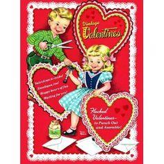 Vintage Valentines $4.99