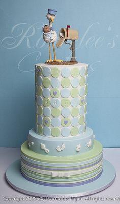 cakes Baby shower cake