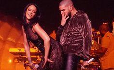 Rihanna Twerks On Drake During Surprise 'Anti' Show Duet & It's Super Hot — Video Rihanna And Drake Dating, Rhianna And Drake, Rihanna Et Drake, Rihanna Concert, Jennifer Lopez, Mtv Videos, Mtv Video Music Award, Concert, Couples