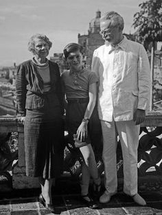 It's 75 years since Trotsky, already expelled from the Soviet Communist Party and exiled, went to start a new life in Mexico. But he was hunted down in Mexico City by Stalinist assassins.