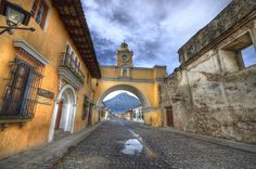 Beautiful Antigua Guatemala