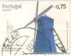 2007 Azores - Mills  - Açores - Portugal - catawiki.com