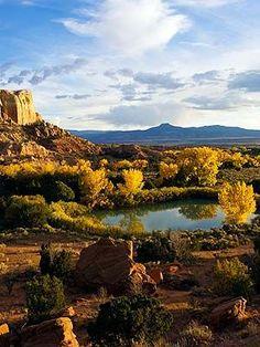 The Jemez Mountains, New Mexico