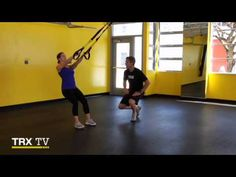 In week 1 of Septembers Weekly Sequence, Fraser Quelch works on ankle and hip mobility and addresses squat mechanics using the TRX Cossack, TRX Squat (Bottom Up) and TRX Squat Jump (deceleration phase).