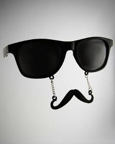 would have been awesome for crazy glasses day at school :)