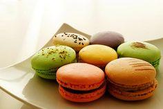 Macarons @ Leonidas Waterfront, via Flickr.