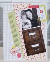 A Project by Justlulu from our Scrapbooking Gallery originally submitted 08/29/13 at 06:15 PM