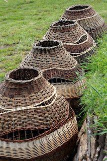 Cornish Woodland Workshop: Weaving ways