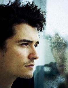 Orlando Bloom. I had such a big crush on him when I was younger