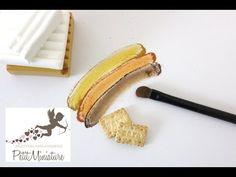 Come ottenere il colore biscotto con il  fimo