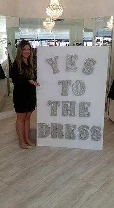 Our brides are gorgeous!! Congrats Lauren for saying YES to her dream dress with us this morning!!  - http://ift.tt/1HQJd81