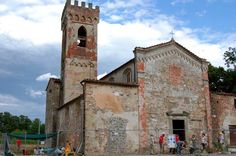 A team of archaeologists and other researchers have been excavating the graveyard surrounding the abandoned Badia Pozzeveri church in the Tuscany region of Italy. It is hoped that the graveyard can...