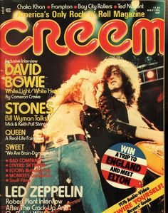 Creem May 1976 - EphemeraForever.com