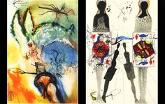 Alicia en el País de las Maravillas ilustrado por Salvador Dalí/