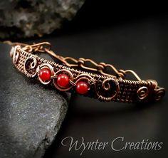 The Carmen bracelet!  Available at www.facebook.com/wyntercreations