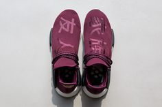 友人と家族限定の Pharrell x adidas Originals Hu NMD